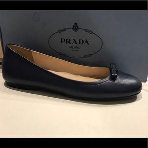 Prada Flats (Ballerinas)